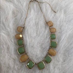 Faux gemstone Necklace